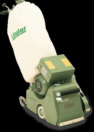 Шлифовальная машина ленточного типа Lagler Hummel