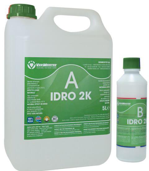 Лак Idro-2K